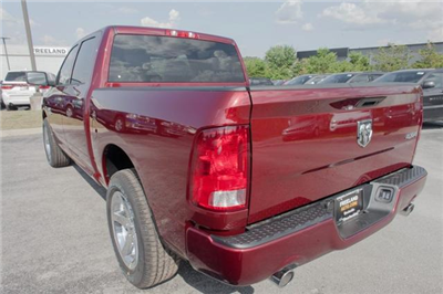 2017 Ram 1500 Crew Cab 4x4, Pickup #B1195 - photo 2