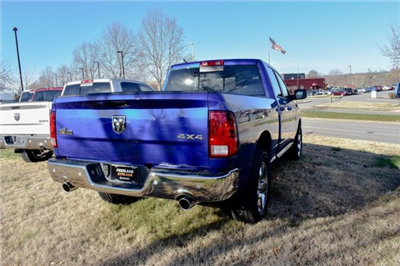 2017 Ram 1500 Quad Cab 4x4, Pickup #B1305 - photo 2