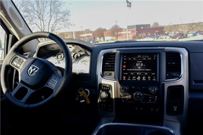 2017 Ram 1500 Quad Cab 4x4, Pickup #B1305 - photo 18