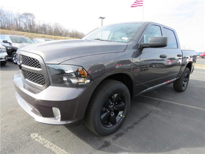 2018 Ram 1500 Crew Cab,  Pickup #C1073 - photo 7