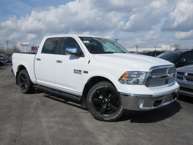 2018 Ram 1500 Crew Cab 4x2,  Pickup #C1076 - photo 3