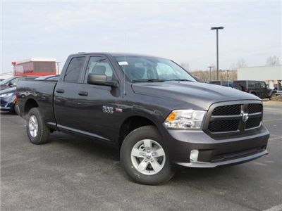 2018 Ram 1500 Quad Cab 4x4, Pickup #C1170 - photo 1