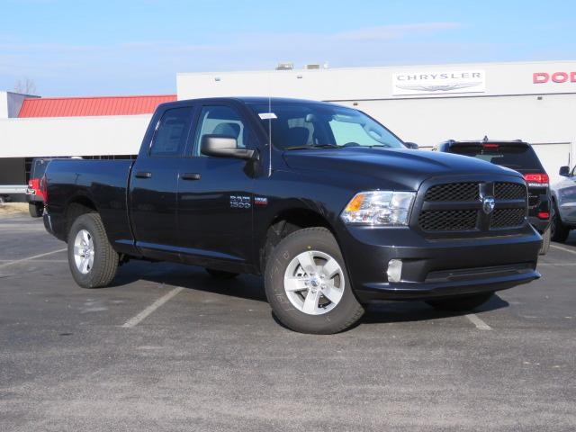 2018 Ram 1500 Quad Cab 4x4, Pickup #C1176 - photo 1