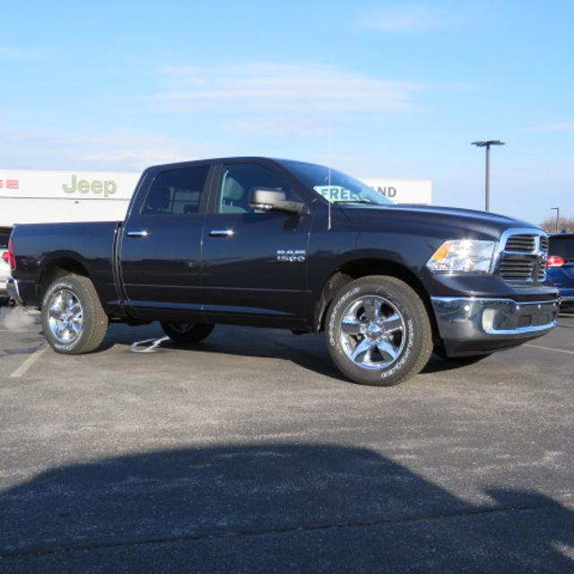 2018 Ram 1500 Crew Cab 4x4, Pickup #C1188 - photo 26