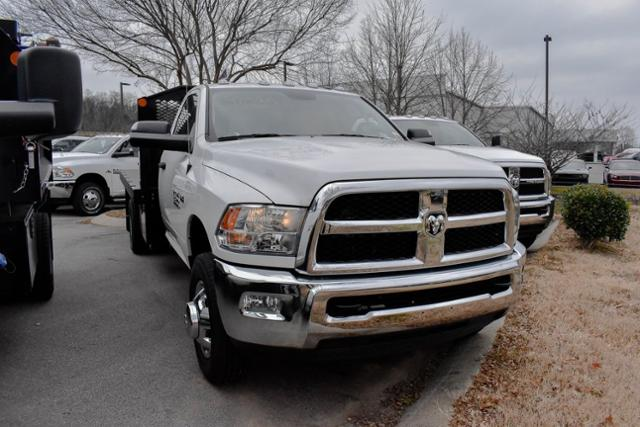 2016 Ram 3500 Regular Cab DRW,  Platform Body #FA1006 - photo 3