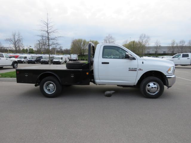 2017 Ram 3500 Regular Cab DRW 4x4,  Platform Body #FA1009 - photo 3