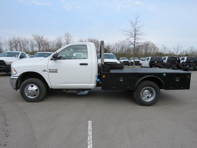 2017 Ram 3500 Regular Cab DRW 4x4,  Platform Body #FA1009 - photo 6