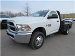 2017 Ram 3500 Regular Cab DRW 4x4,  Platform Body #FA1009 - photo 1