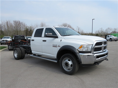 2017 Ram 5500 Crew Cab DRW 4x4,  Cab Chassis #FB1049 - photo 3