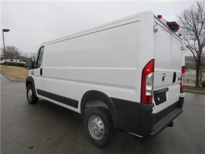 2017 ProMaster 1500 Low Roof FWD,  Empty Cargo Van #FB1058 - photo 7