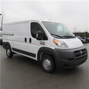 2017 ProMaster 1500 Low Roof FWD,  Empty Cargo Van #FB1058 - photo 30