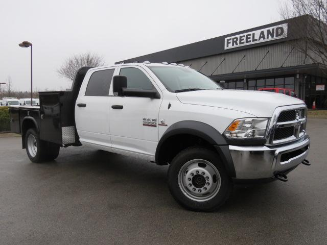 2017 Ram 5500 Crew Cab DRW 4x4,  Hauler Body #FB1072 - photo 3