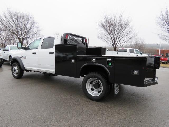 2017 Ram 5500 Crew Cab DRW 4x4,  Hauler Body #FB1072 - photo 2