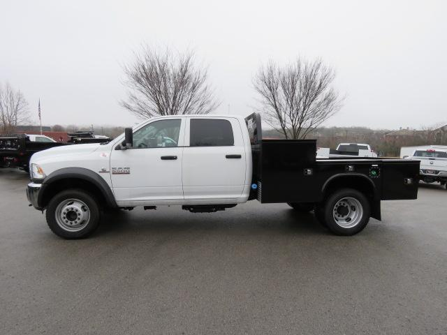 2017 Ram 5500 Crew Cab DRW 4x4,  Hauler Body #FB1072 - photo 7
