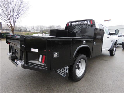 2017 Ram 5500 Crew Cab DRW 4x4,  Hauler Body #FB1072 - photo 5