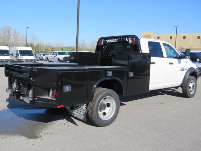 2017 Ram 5500 Crew Cab DRW 4x4, Hauler Body #FB1073 - photo 2