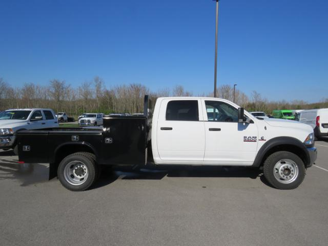 2017 Ram 5500 Crew Cab DRW 4x4, Hauler Body #FB1073 - photo 4