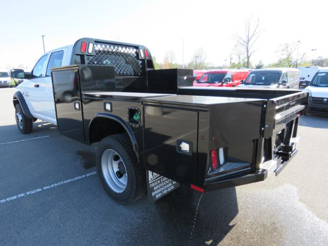 2017 Ram 5500 Crew Cab DRW 4x4, Hauler Body #FB1073 - photo 6