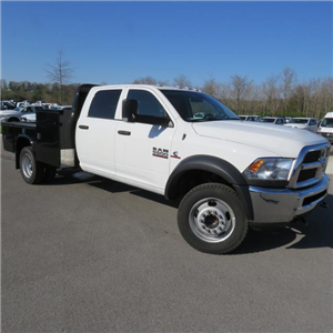 2017 Ram 5500 Crew Cab DRW 4x4, Hauler Body #FB1073 - photo 3