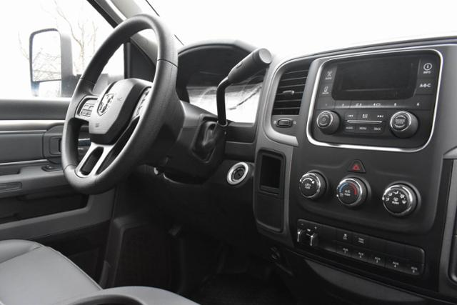 2017 Ram 3500 Regular Cab DRW,  Stake Bed #FB1077 - photo 12
