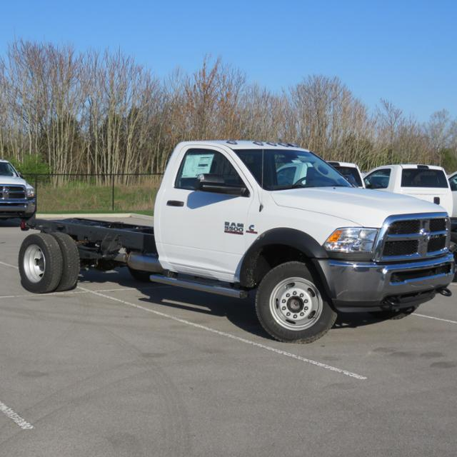 2016 Ram 5500 Regular Cab DRW 4x4,  Cab Chassis #FB1138 - photo 3