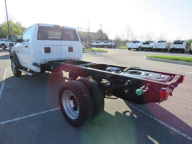 2016 Ram 5500 Regular Cab DRW 4x4,  Cab Chassis #FB1138 - photo 6