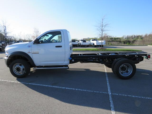 2016 Ram 5500 Regular Cab DRW 4x4,  Cab Chassis #FB1138 - photo 7