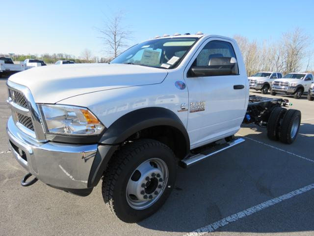 2016 Ram 5500 Regular Cab DRW 4x4,  Cab Chassis #FB1138 - photo 8