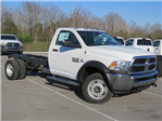 2016 Ram 5500 Regular Cab DRW 4x4,  Cab Chassis #FB1138 - photo 1