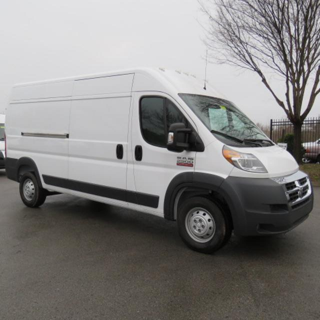 2017 ProMaster 2500 High Roof FWD,  Empty Cargo Van #FB1158 - photo 26