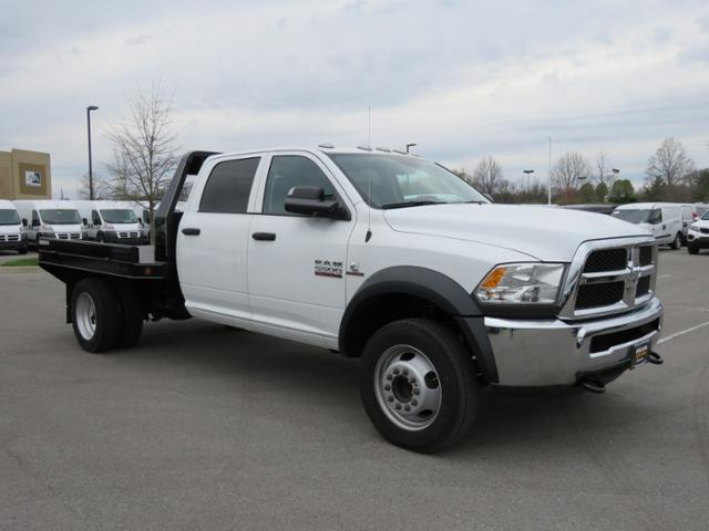 2017 Ram 5500 Crew Cab DRW 4x4,  Platform Body #FB1175 - photo 3