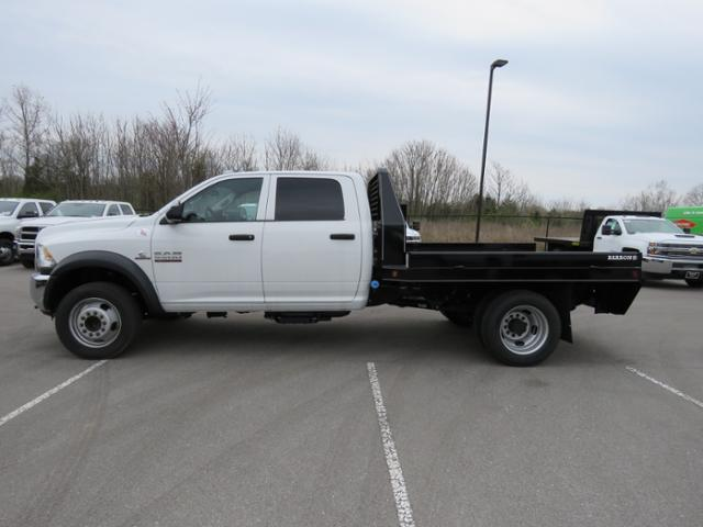 2017 Ram 5500 Crew Cab DRW 4x4,  Platform Body #FB1175 - photo 8