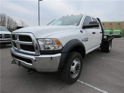 2017 Ram 5500 Crew Cab DRW 4x4,  Platform Body #FB1175 - photo 1