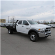 2017 Ram 5500 Crew Cab DRW 4x4,  Platform Body #FB1175 - photo 4