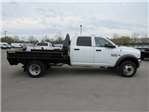 2017 Ram 5500 Crew Cab DRW 4x4,  Platform Body #FB1175 - photo 5