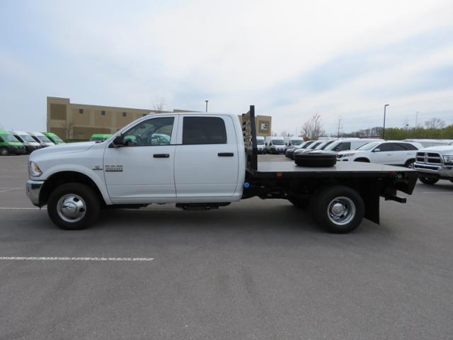 2017 Ram 3500 Crew Cab DRW 4x4,  Platform Body #FB1179 - photo 8