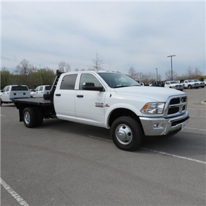 2017 Ram 3500 Crew Cab DRW 4x4,  Platform Body #FB1179 - photo 4