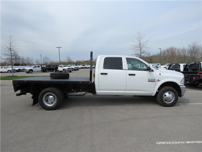 2017 Ram 3500 Crew Cab DRW 4x4,  Platform Body #FB1179 - photo 5