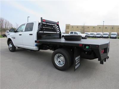 2017 Ram 3500 Crew Cab DRW 4x4,  Platform Body #FB1179 - photo 2