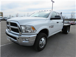 2017 Ram 3500 Crew Cab DRW 4x4,  Platform Body #FB1179 - photo 1
