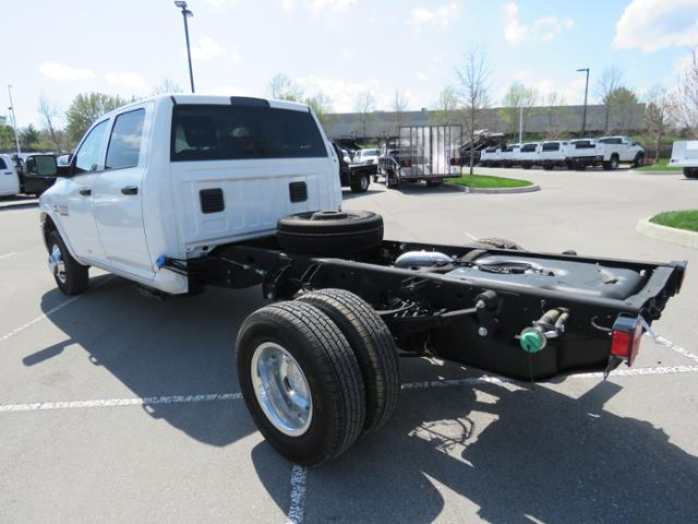 2017 Ram 3500 Crew Cab DRW 4x4, Cab Chassis #FB1180 - photo 2