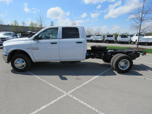 2017 Ram 3500 Crew Cab DRW 4x4, Cab Chassis #FB1180 - photo 8