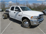 2017 Ram 3500 Crew Cab DRW 4x4, Cab Chassis #FB1180 - photo 3