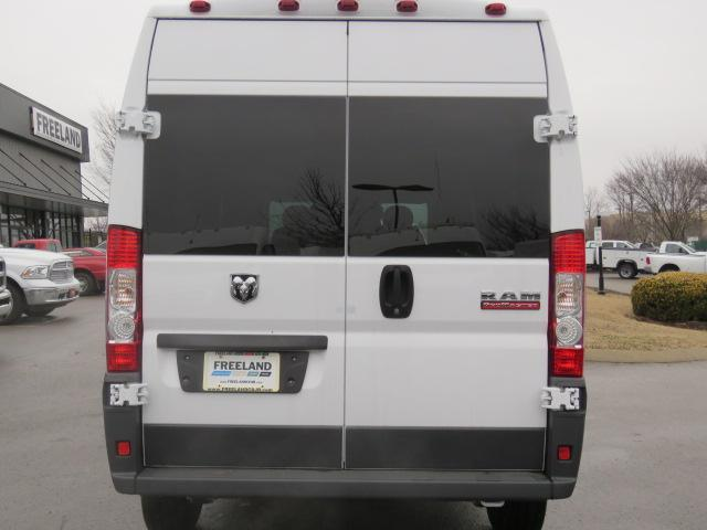 2017 ProMaster 2500 High Roof FWD,  Empty Cargo Van #FB1187 - photo 10