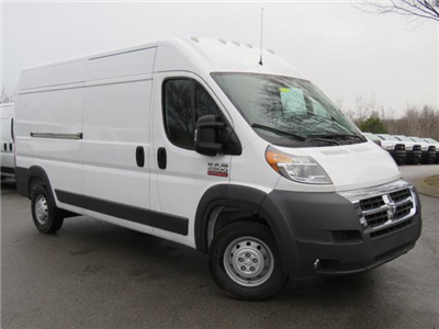 2017 ProMaster 2500 High Roof FWD,  Empty Cargo Van #FB1190 - photo 3