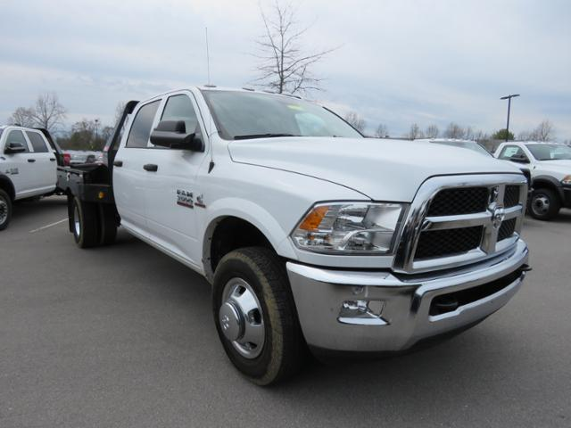 2017 Ram 3500 Crew Cab DRW 4x4,  Hillsboro GI Steel Platform Body #FB1192 - photo 3