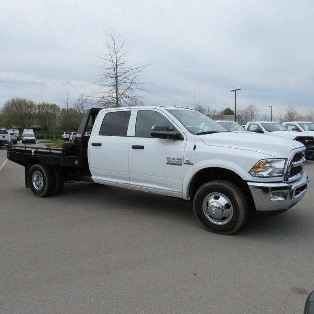 2017 Ram 3500 Crew Cab DRW 4x4,  Platform Body #FB1192 - photo 4