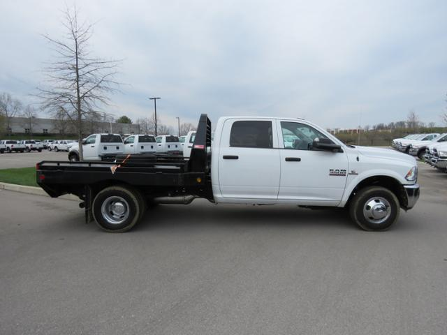 2017 Ram 3500 Crew Cab DRW 4x4,  Hillsboro GI Steel Platform Body #FB1192 - photo 5