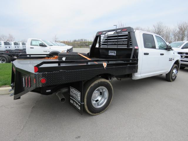 2017 Ram 3500 Crew Cab DRW 4x4,  Platform Body #FB1192 - photo 6