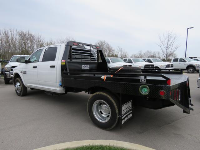 2017 Ram 3500 Crew Cab DRW 4x4,  Platform Body #FB1192 - photo 2